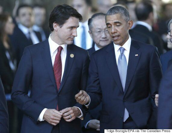 Trudeau, Obama To Focus On Climate Change, Environment At State