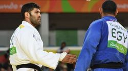 Egyptian Judo Athlete Refuses Israeli's
