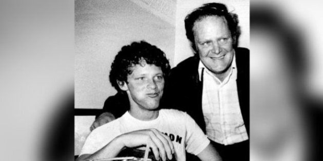 Terry Fox's Dad, Rolland Murray Fox, Dies After Battle With