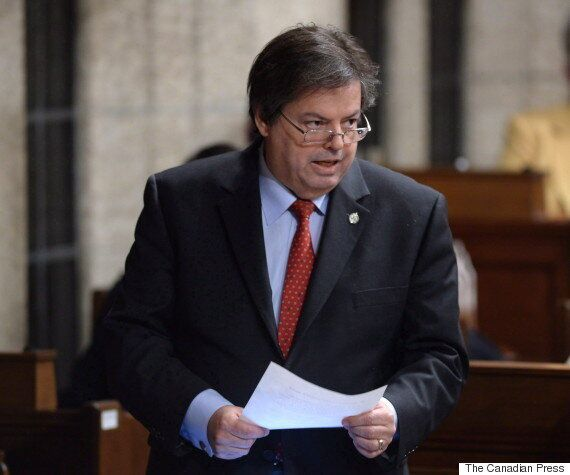 Mauril Belanger, Liberal MP Who Lost Voice To ALS, Will Take Speaker's Chair For 1