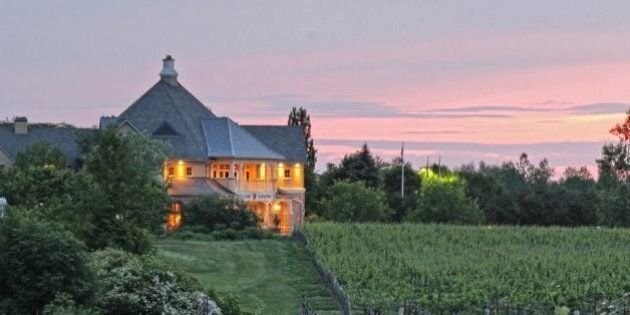 14 Of The Best Wineries In The Niagara