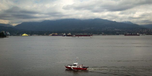 Reopening Of Kitsilano's Coast Guard Station Is A Welcome