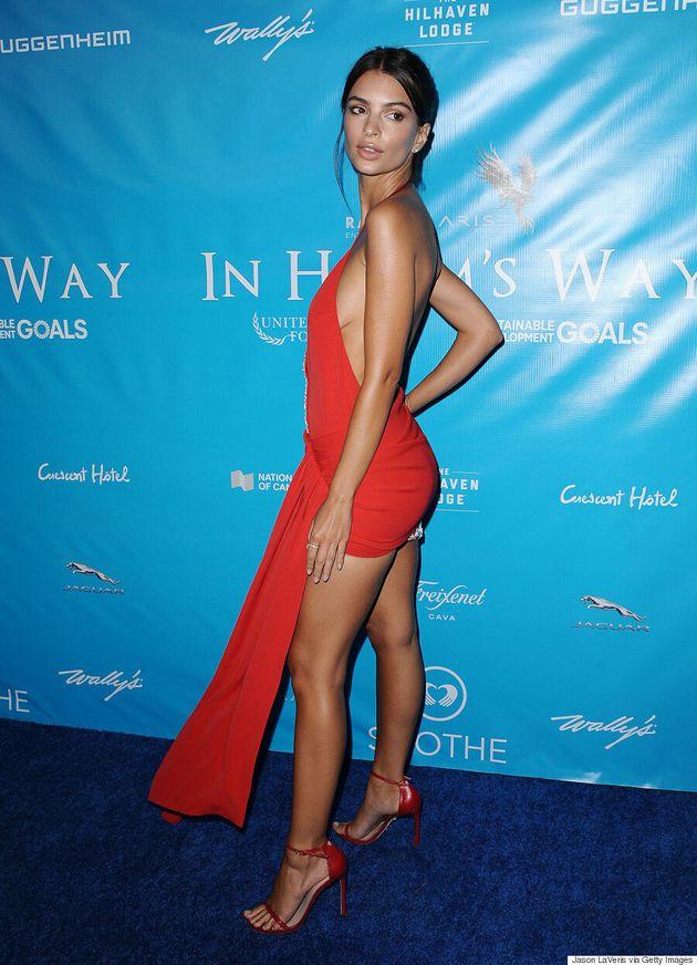 Best Dressed Of The Week: Emily Ratajkowski, Rita Ora And Alessandra