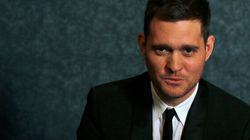 Michael Bublé Calls Himself 'The Babysitter' When Solo