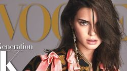 Kendall Jenner Lands The Biggest Vogue Cover Of The