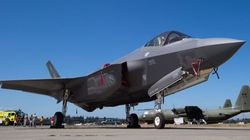 F-35 Jets Behind Major Political Headache Make Canadian