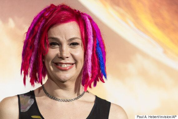 Lilly Wachowski, Formerly Andy, Is Transgender. 2nd 'Matrix' Director Comes