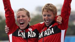 B.C. Duo Snags Olympic Silver In