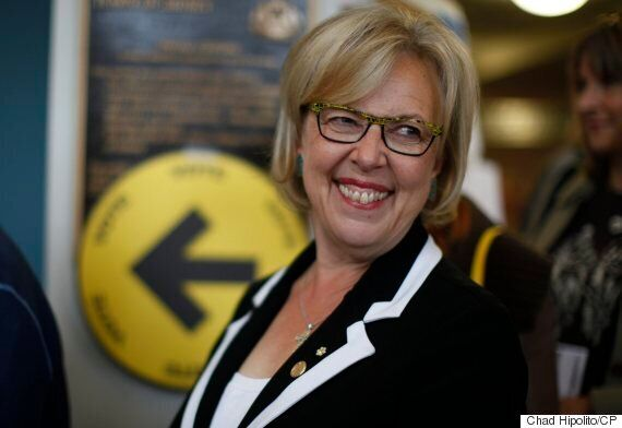 Elizabeth May Could Quit As Green Party Leader This