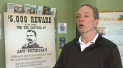 Wanted: Full-Time Doctor In Desperate B.C.