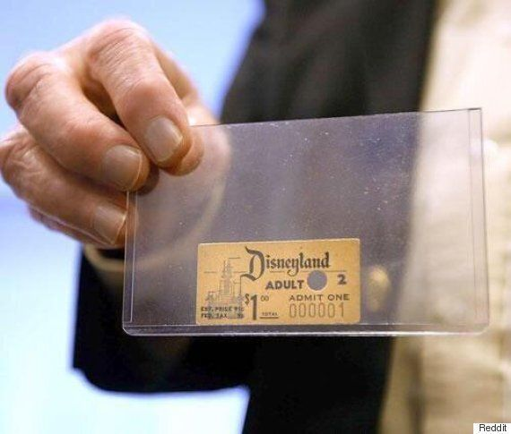 Disney Tickets: Don't Think About How Much They Used To