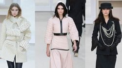 Chanel's Fall 2016 Army Includes Kendall, Gigi And