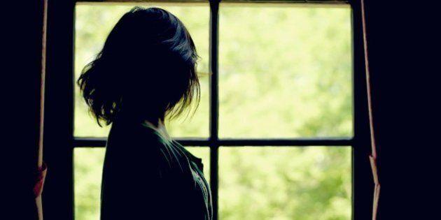 At window