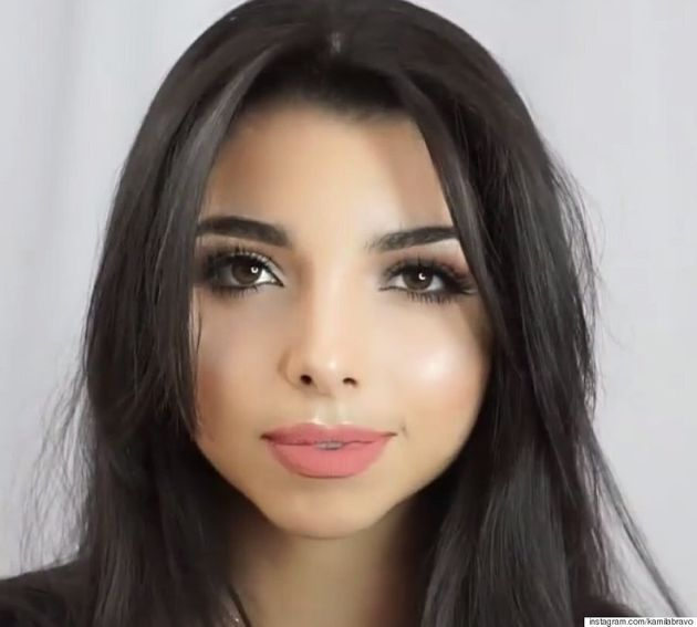 Makeup Artist Camila Bravo Mesmerizes The Internet With Haircut Video On