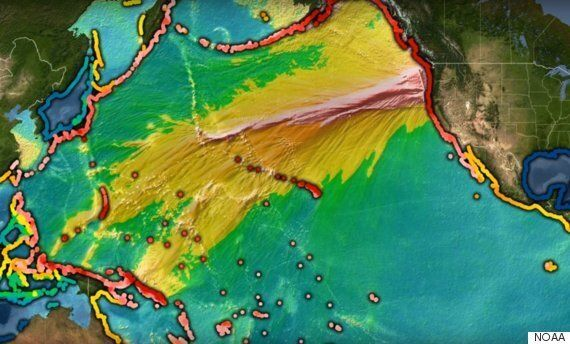 'The Big One' Earthquake Could Leave Pacific Rim Countries With No Escape: