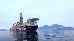 Two Kilometers Of Shell Pipeline Sink In Nova Scotia