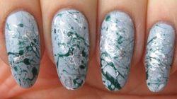 Your Bobby Pins Make Great Nail Art