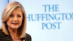 Arianna Huffington Leaves Huffington