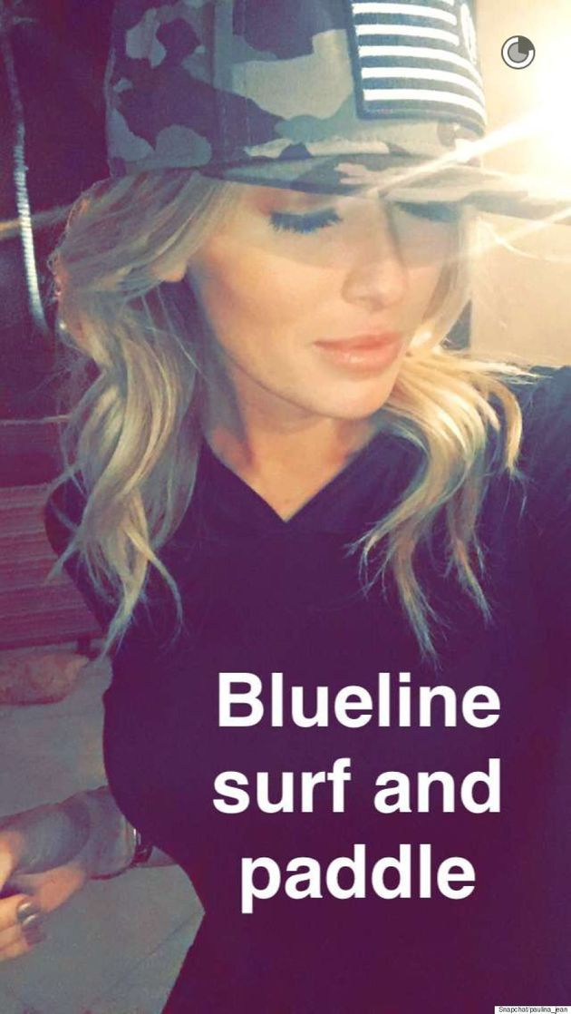 Paulina Gretzky Is Now On