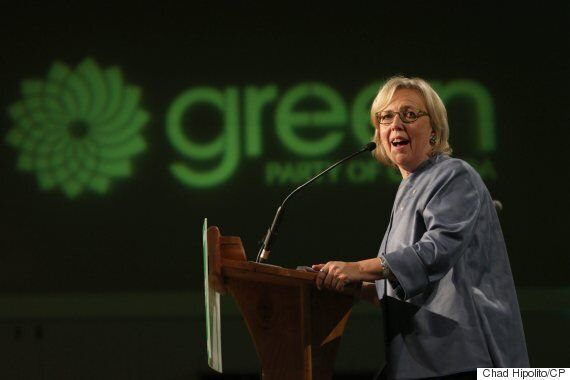 Elizabeth May: Greens Might Revisit BDS Stance If She Stays