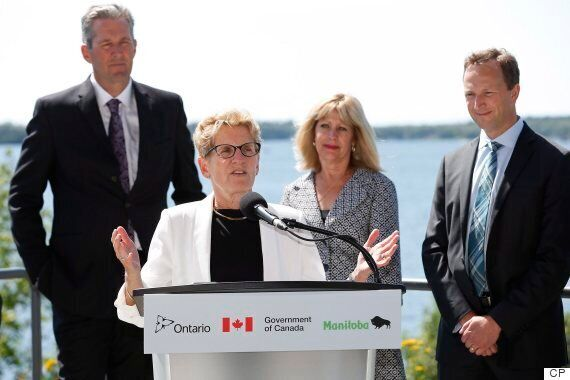Liberals To Invest In Experimental Lakes Area Tories Nearly