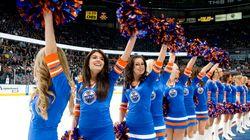Edmonton Oilers Decide They Don't Need Cheerleaders