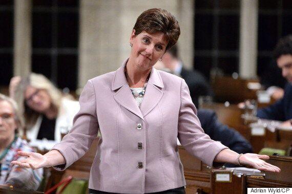 Marie-Claude Bibeau Hustled Back To Ottawa For C-14 Vote, Emails