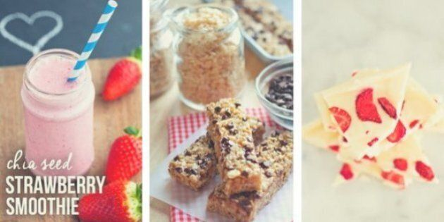 No-Bake Recipes: Easy Kids' Snacks For When It's Too Friggin'