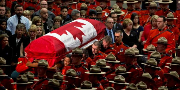 RCMP Broke Health, Safety Rules In Shooting Death Of 2 Mounties In