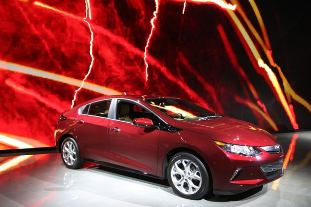 Canadian Electric Vehicle Sales Hit