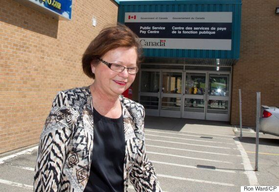Judy Foote Warned Funding Cuts Jeopardizing Workers' Safety In Federal
