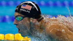 This Is Why Olympic Swimmers Wear Two Caps In The