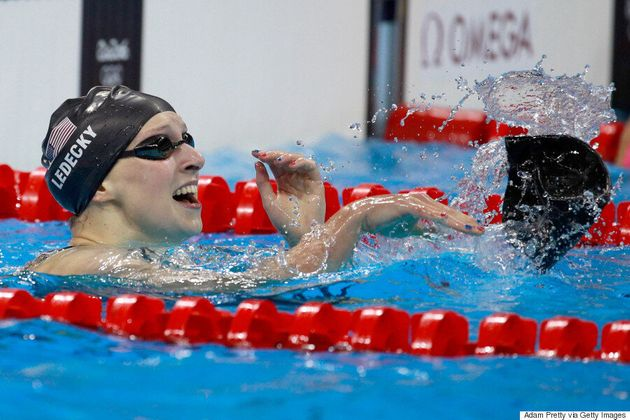 This Is Why Olympic Swimmers Wear Two Caps When