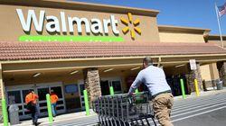 Police Discover Meth Lab Under Walmart Parking