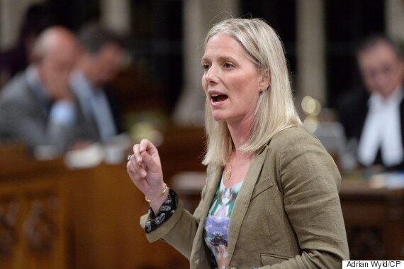 Catherine McKenna Urges Confidence In National Energy Board