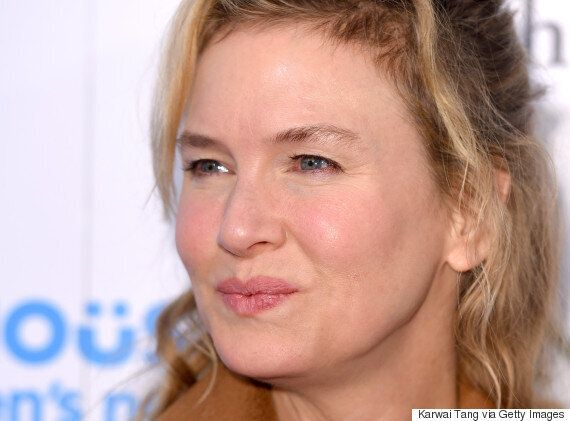 I'm Not An Awful Person For Wondering About Renee Zellweger's
