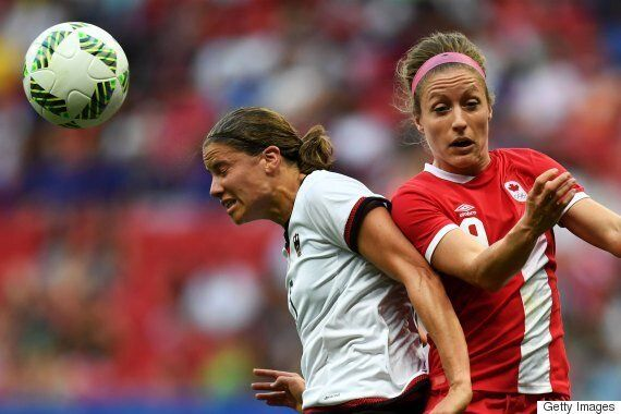 Canada's Women's Soccer Team Just Ended A 22-Year Losing Streak Against