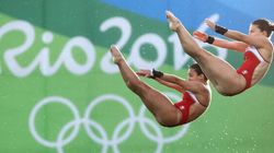 Diving Duo Win Another Medal For