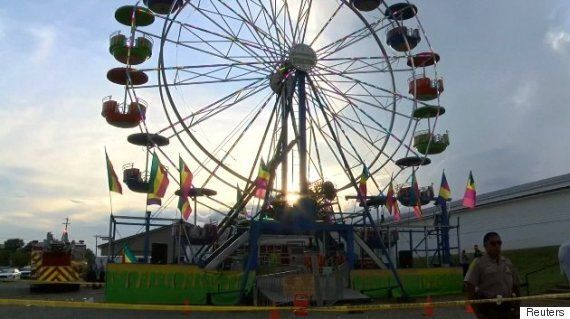 Ferris Wheel Accident Leaves Girl In Critical Condition, Two Others