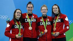 2 Canadians Make Olympic History As 1st Medallists Born In