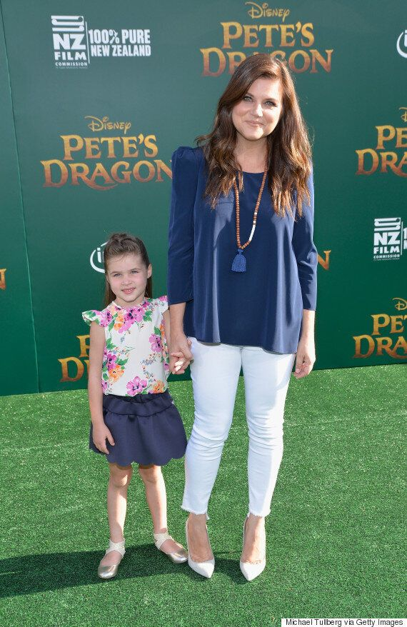 Celebrity Lookalike: Tiffani Thiessen's Daughter Is Her Spitting