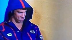 Michael Phelps Is The Sith Lord From Our Dark Side