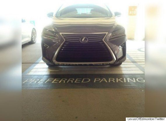 Edmonton International Airport's Best Parking Spots Are