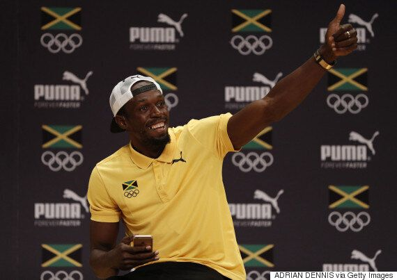 Usain Bolt Announces Olympics Retirement, Exits With Samba