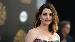 Anne Hathaway Gets Very Honest About Her Post-Baby