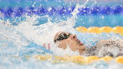 Canadian Backstroker Brings Home