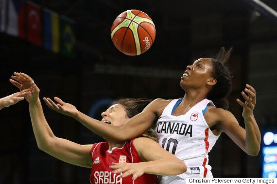 Canada Just Came Back To Whoop Serbia In Women's