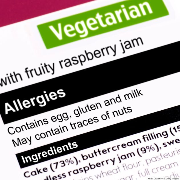 Food Allergy Labelling In Canada: What You Need To