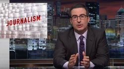 John Oliver: 'Malfeasance Will Run Amok' If We Don't Save