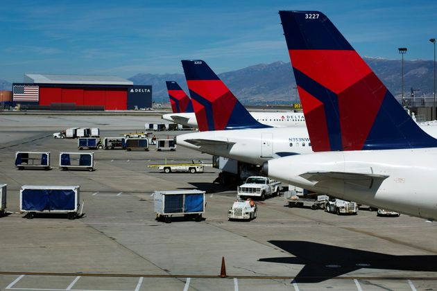 Delta Air Lines Flights Grounded Due To Systems
